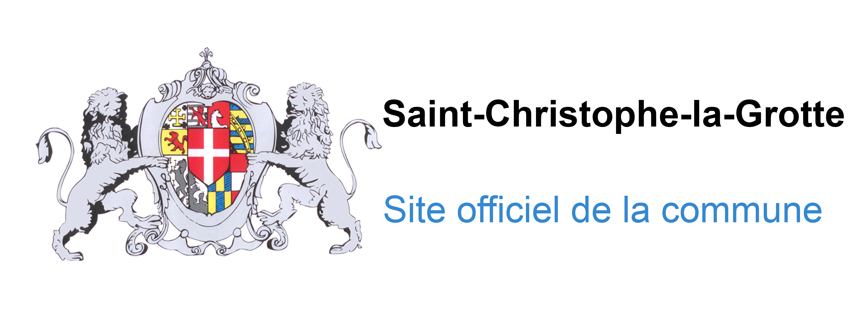 Bienvenue sur le site de la mairie de Saint Christophe la Grotte