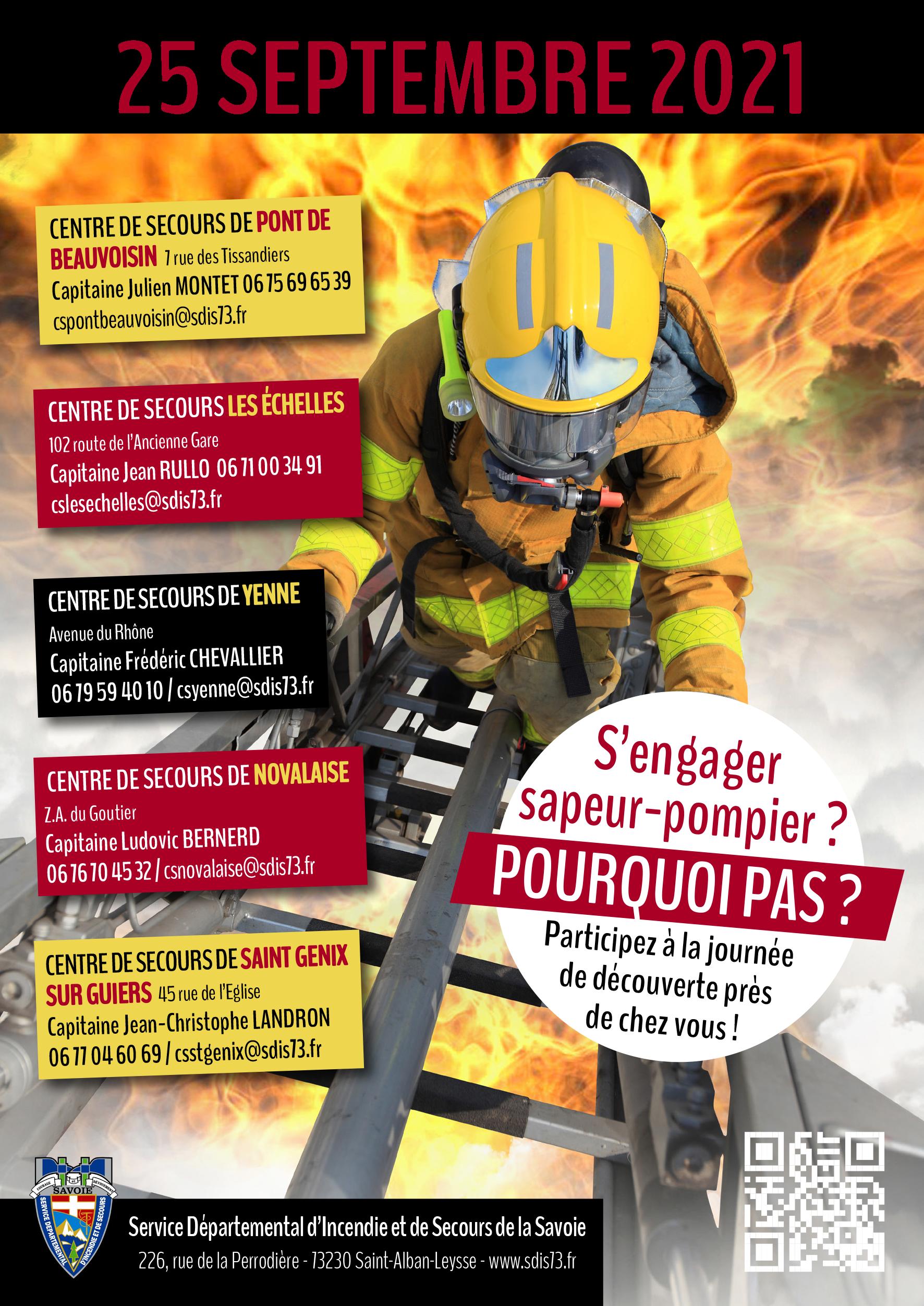 Vie ma vie de pompier volontaire !