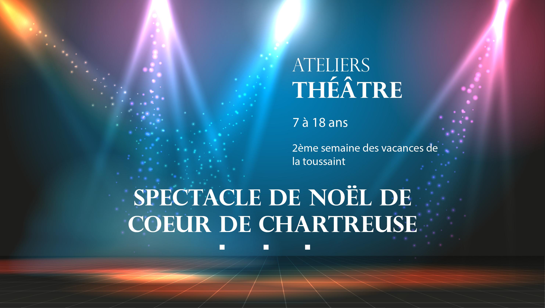 Spectacle de noël de Coeur de Chartreuse